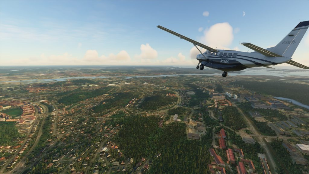 Microsoft Flight Simulator pic 1