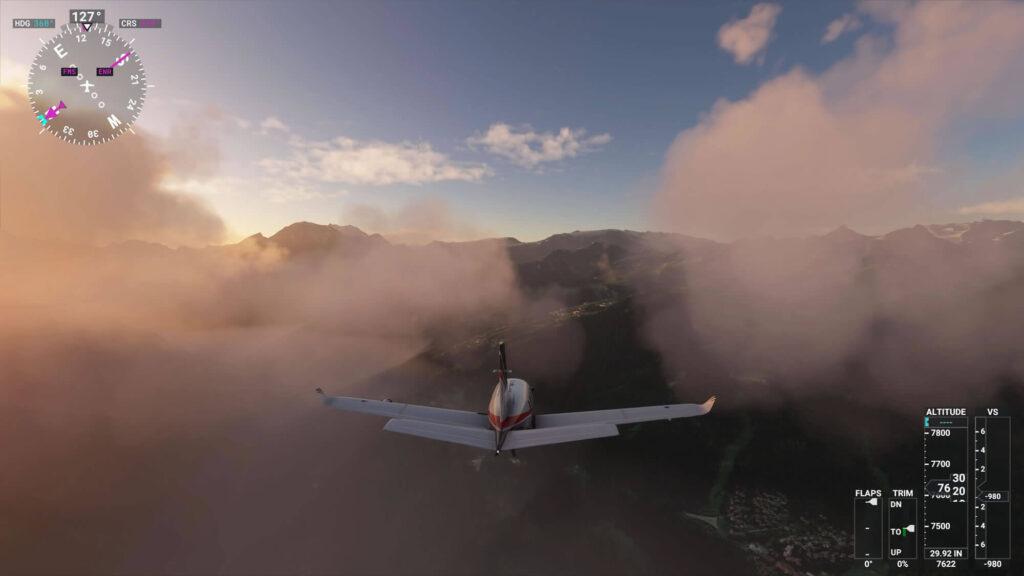Microsoft Flight Simulator pic 3