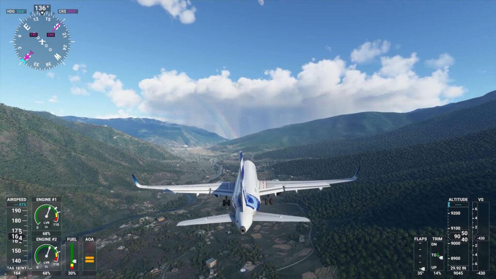 Microsoft Flight Simulator pic 2