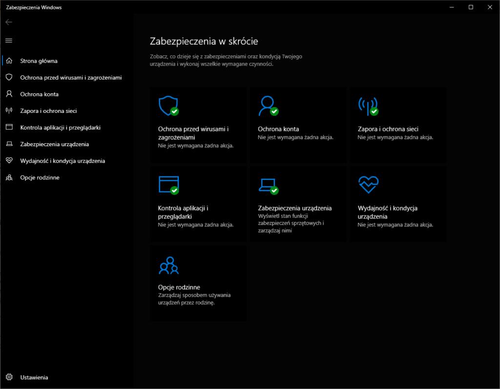 Windows 10 potrzebuje antywirusa?