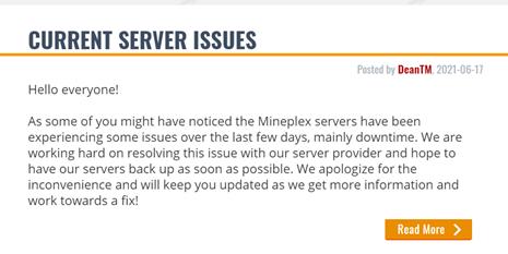 Ataki DDoS - Oświadczenie DeanTM